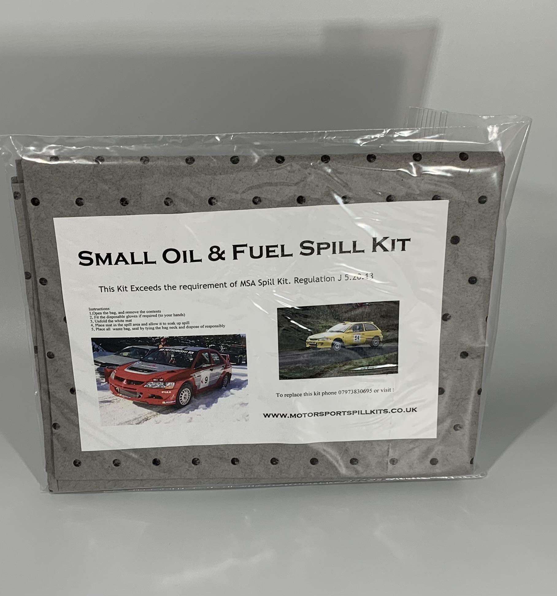 Small Spil Kit
